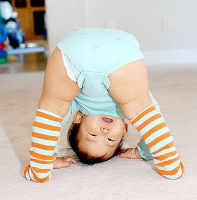the socks are the best part  yoga for kids baby yoga