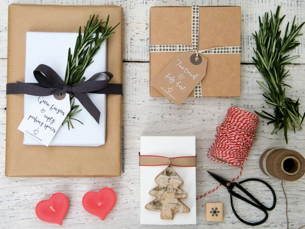 Blog post: Gifts for Friends.  Is it the thought that counts?