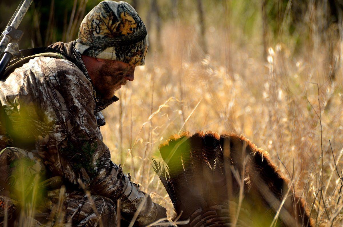 Turkey Hunting Indian Style Legendary Whitetails
