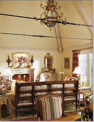 Cote De Texas Top Ten Designers 5 French Country Furniture
