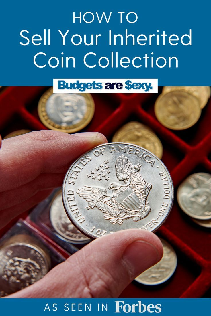 where to sell inherited coins