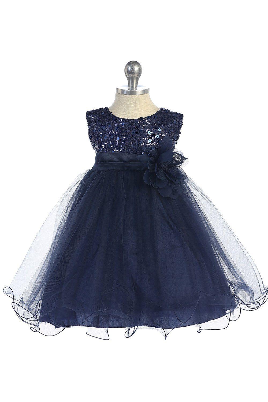 29++ Navy blue infant dress info