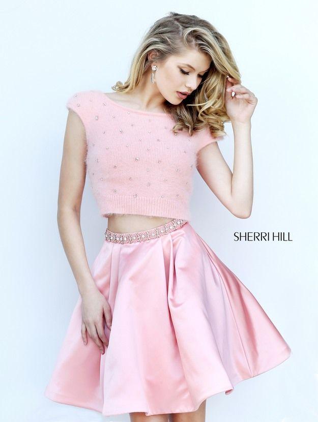 Pin de Alondra Urquijo en Sherri Hill | Pinterest | Moda rosada ...