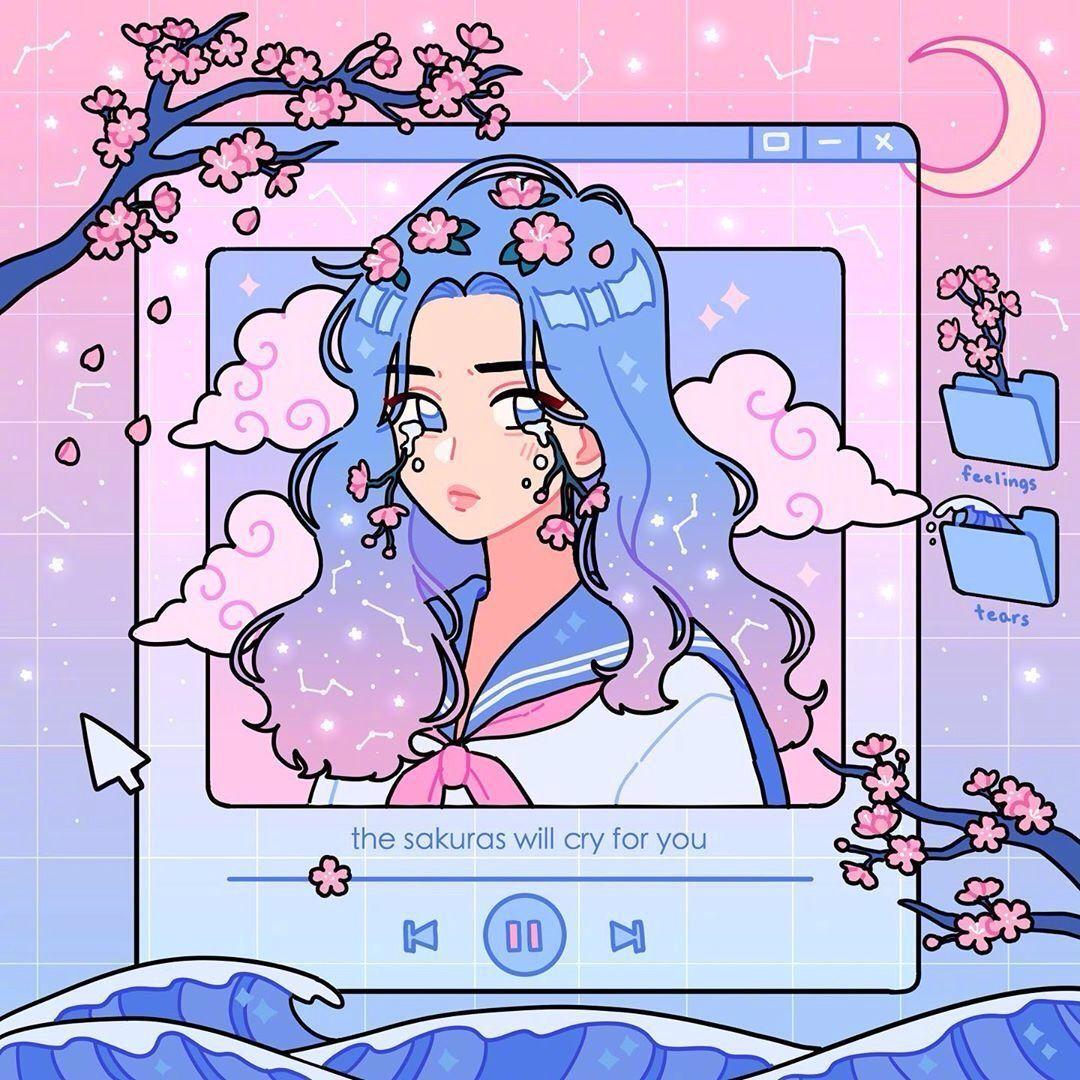 Emily Kim - Twitter art @fresh_bobatae