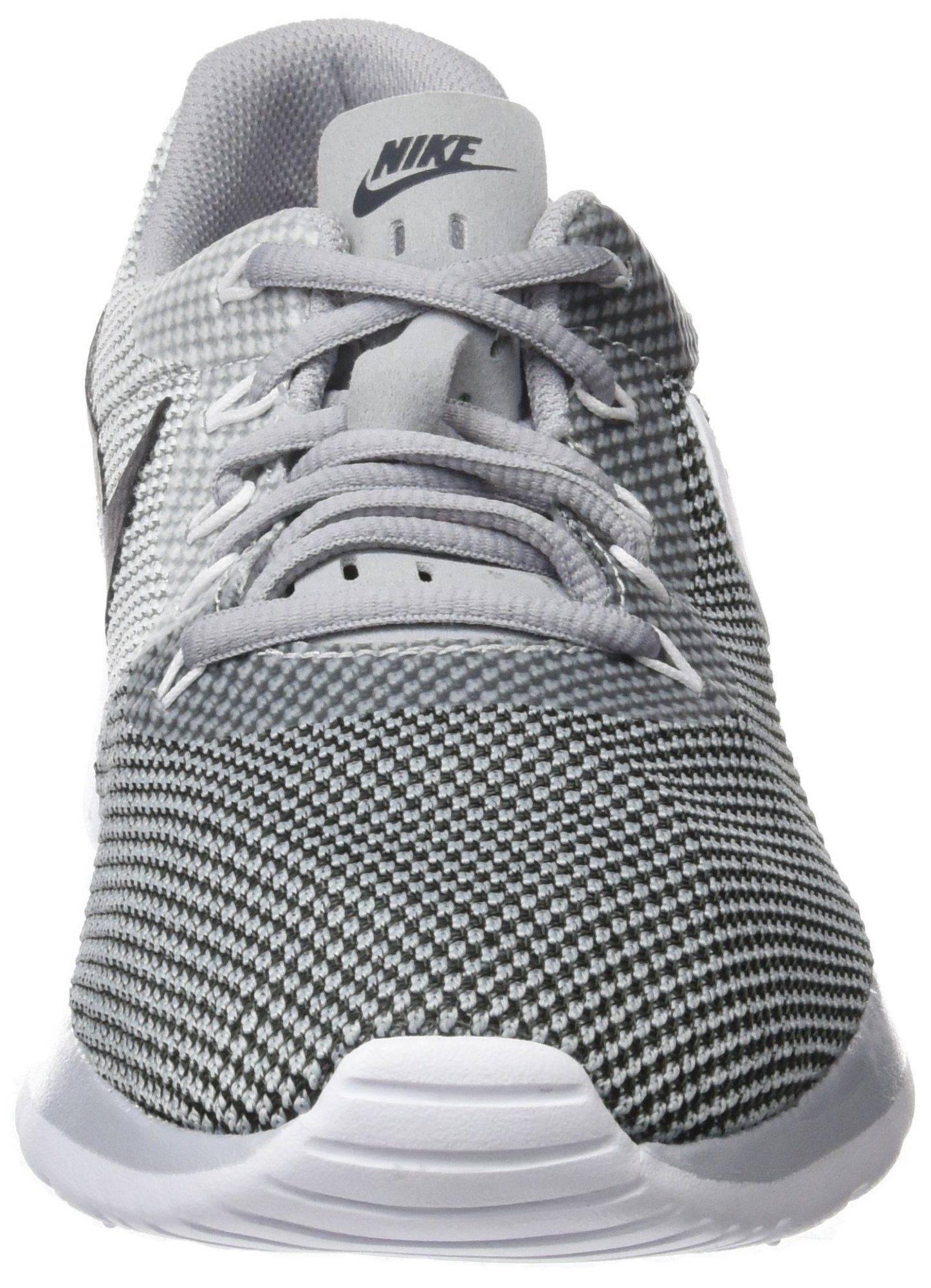 b1cc1aa12ecbf NIKE MENS NIKE TANJUN RACER WOLF GREY WHITE BLACK SIZE 11.5 -- You can find  out more details at the link of the image.(It is Amazon affiliate link)    ...