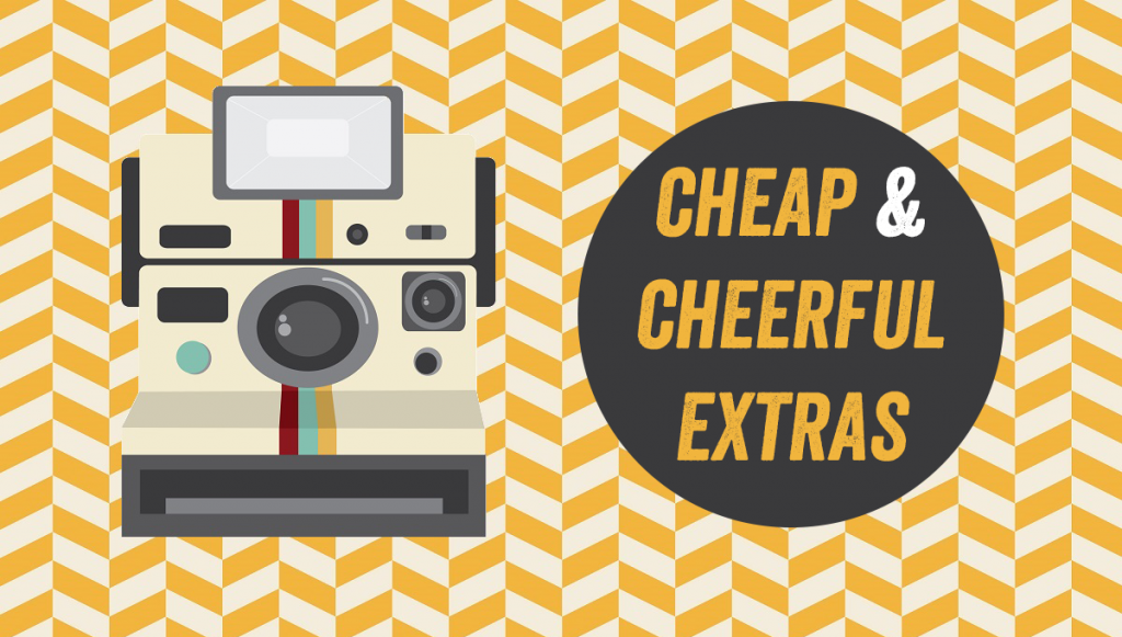 Better Photo Project – Week 13 - Cheap and Cheerful Camera Extras