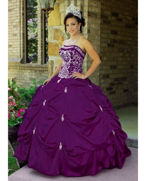 Light Quinceañera Dresses! | Pink prom dresses, Pastel and ...