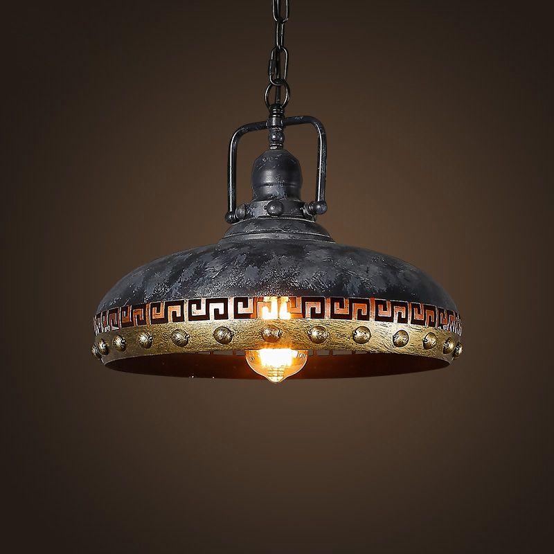 Retro Pendant Lights Bar Kitchen Loft Style Hanging Lamps Lamp