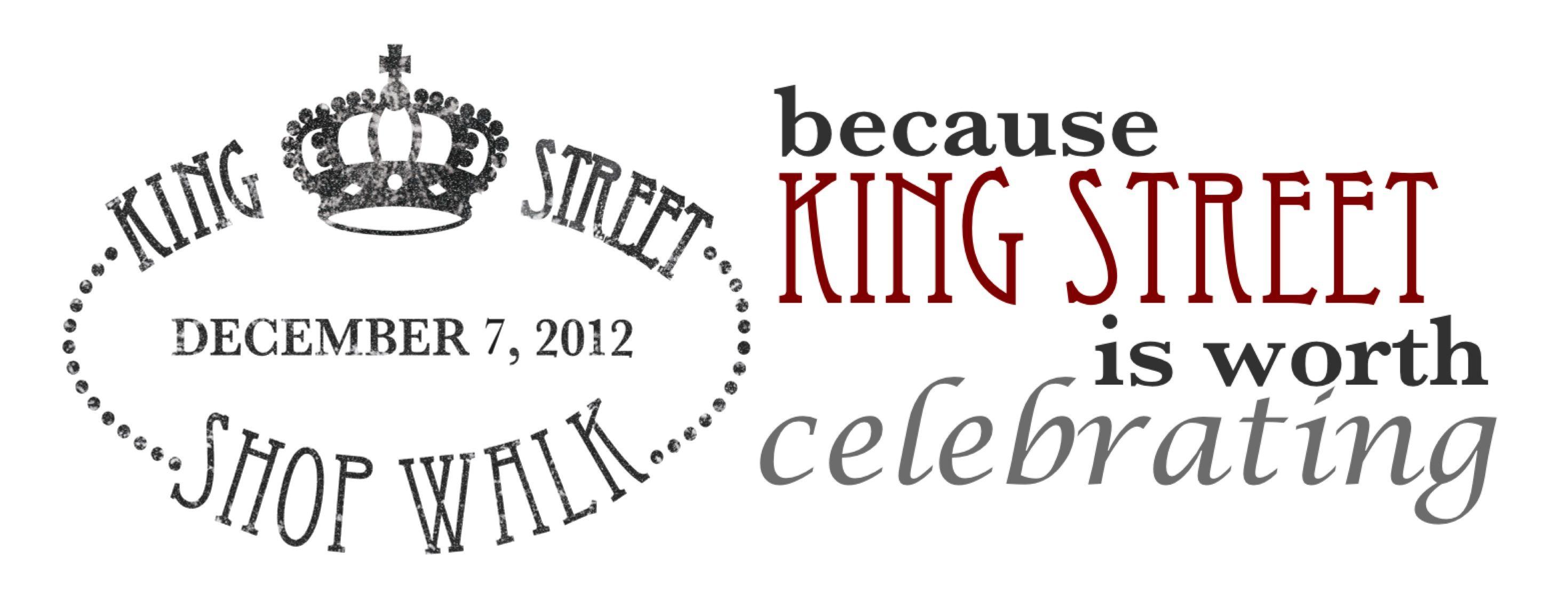 King Street Shop Walk! chs Street, Shopping, King