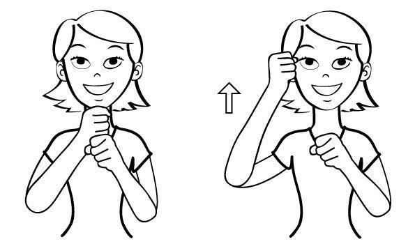 sign language condor - Buscar con Google