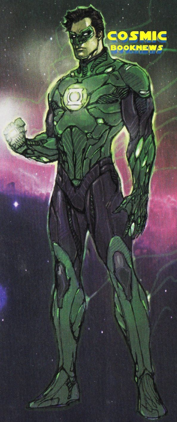 dc new 52 concept green lantern - Google Search