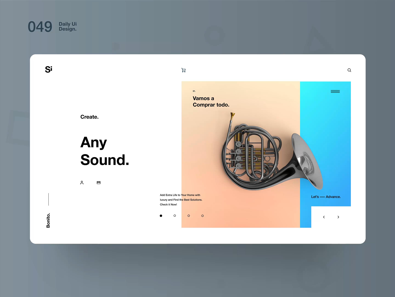 Si Weeklies – Interaction Design 002