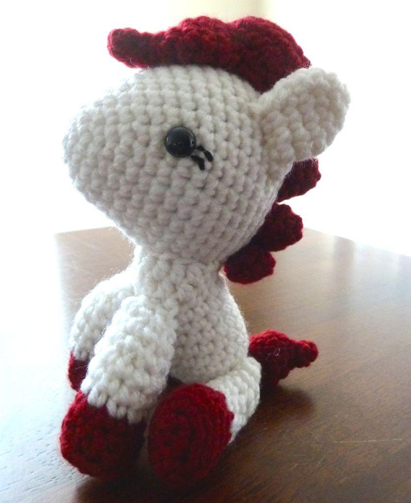 crochetedThe Year of the Horse Pony