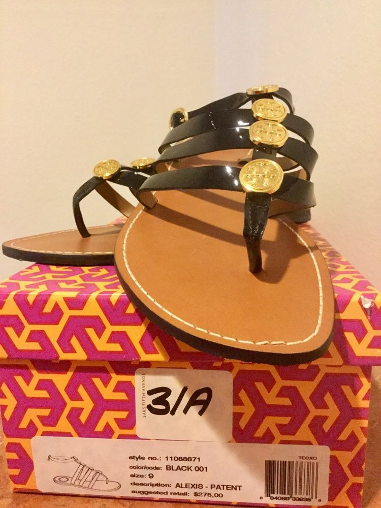 06c034306b732 Tory Burch Sandal Size 9 M  fashion  clothing  shoes  accessories   womensshoes  sandals (ebay link)