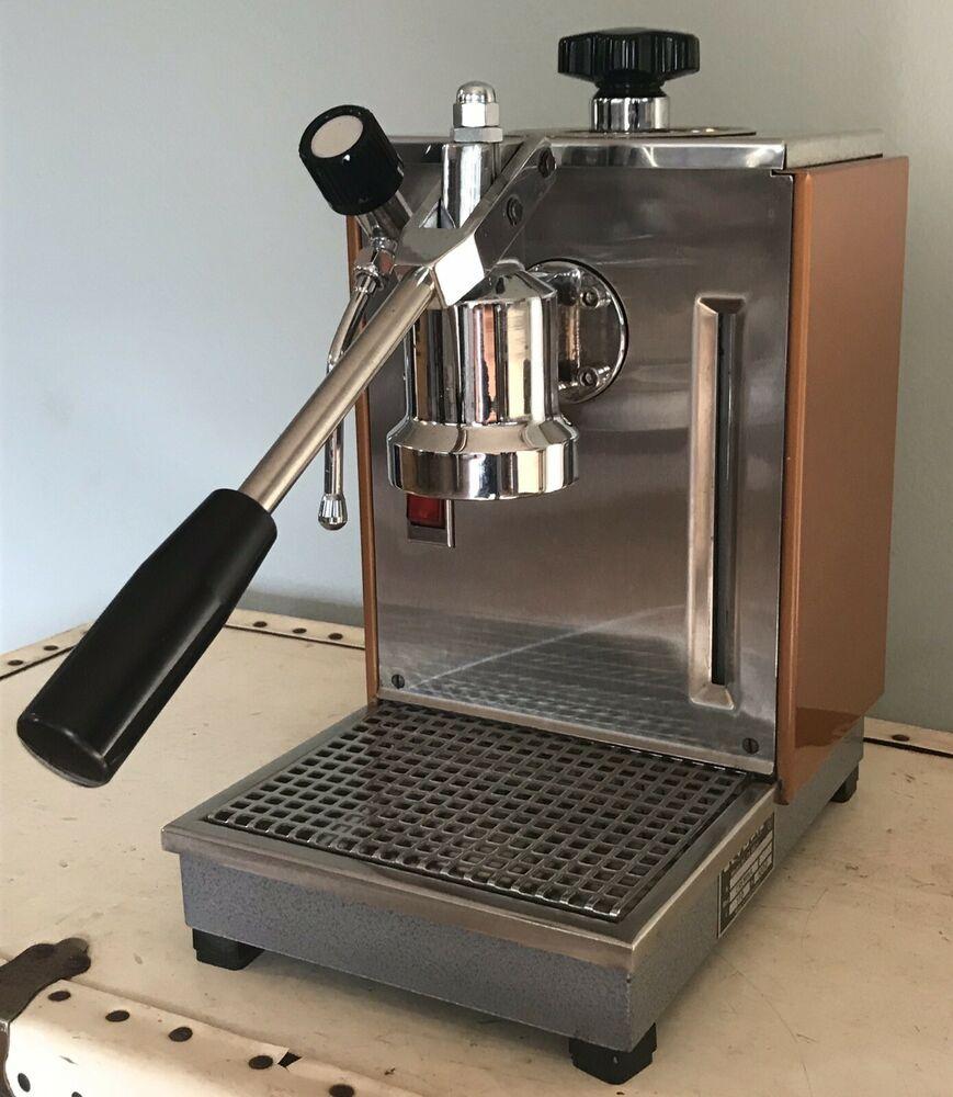 77 Olympia Express Cremina Manual Lever Espresso Machine Vintage Rare