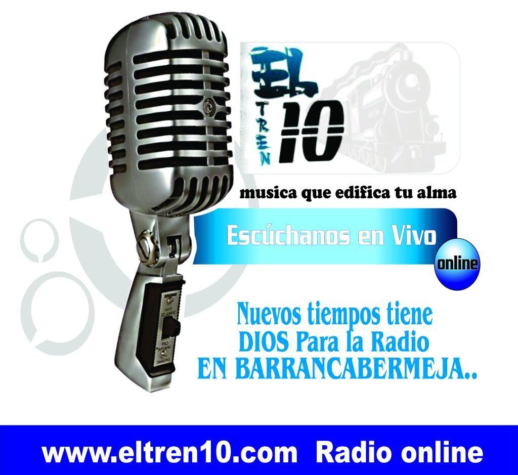 #ELTREN10RADIO