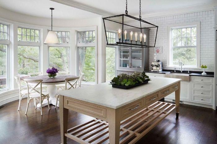▷ 1001 + modèle d\u0027implantation cuisine parfaite pour votre espace