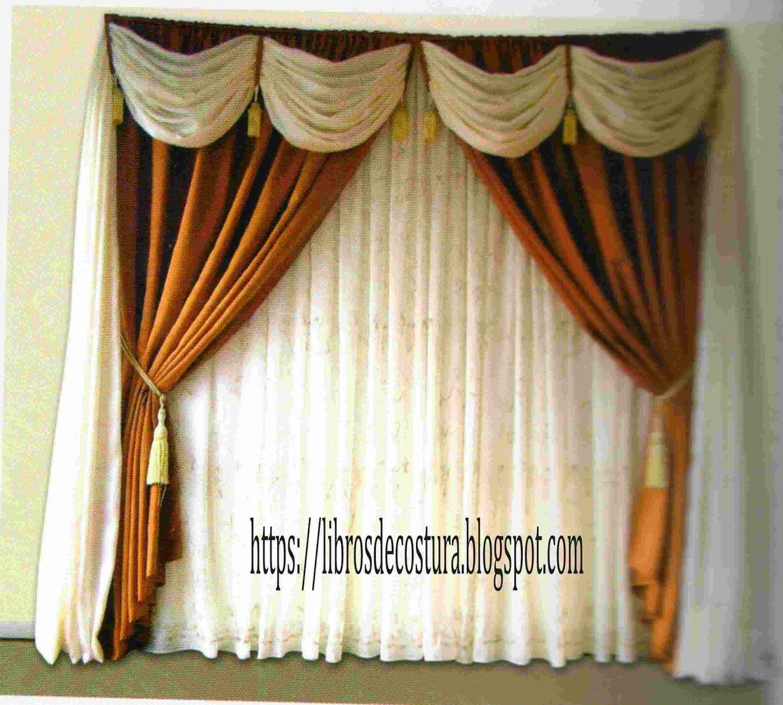 cortina para comedor | casa | Pinterest