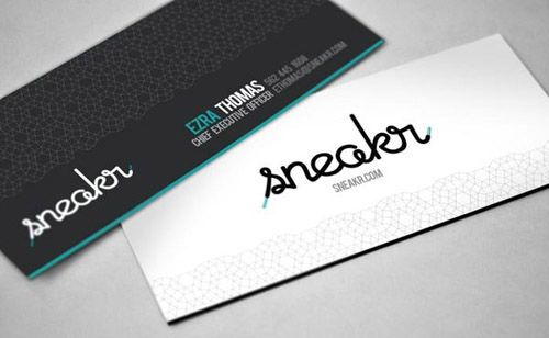 Professional Business Cards Design 35 Fresh Examples Business Card Design Name Card Design Professional Business Card Design