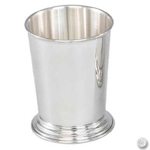 pretty mint julep cup, perfect for floral centerpieces too!