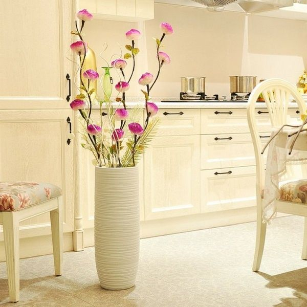 Decorating Ideas Apartment Decoration vase flowers | Stuff to Buy ...