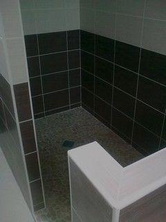 douche italienne le havre muret