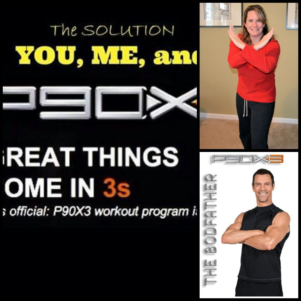 P90x3 Is Here Order Now Through Me And This Is What You