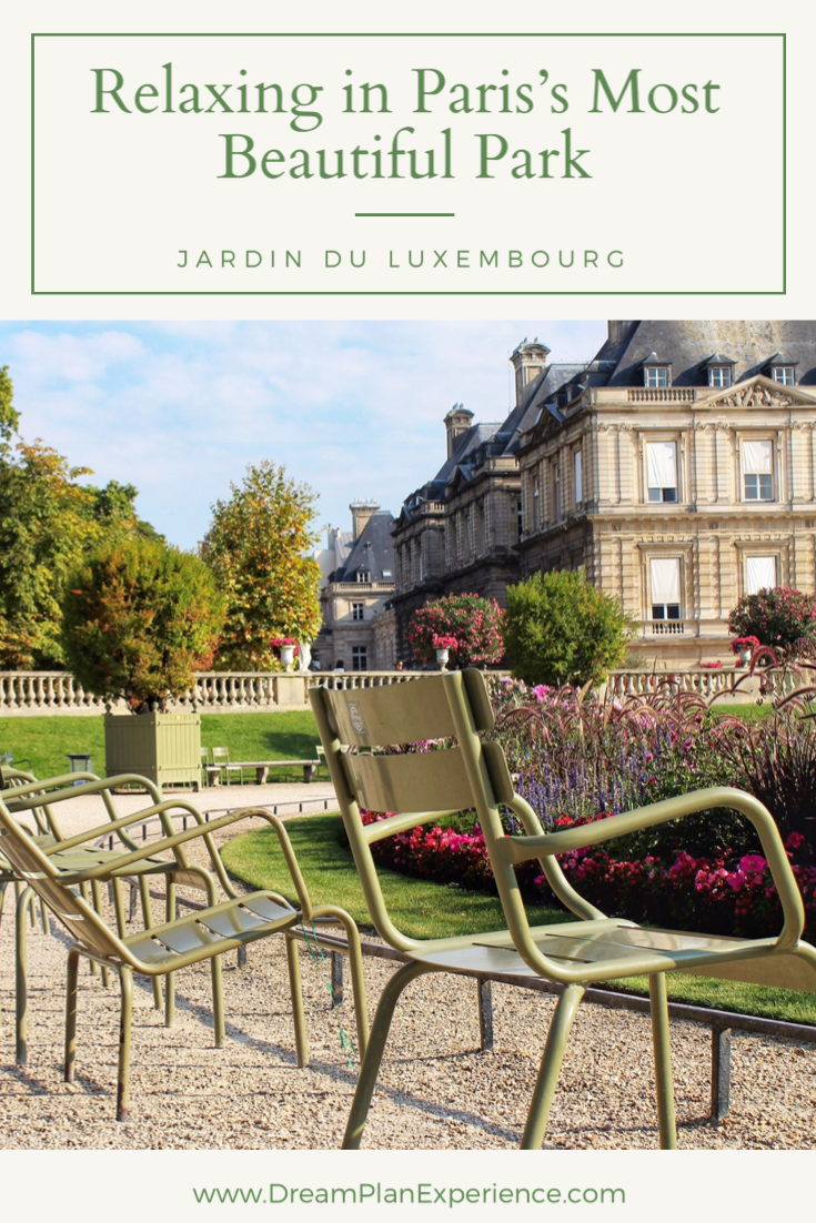 Relaxing In Paris S Most Beautiful Park Jardin Du Luxembourg