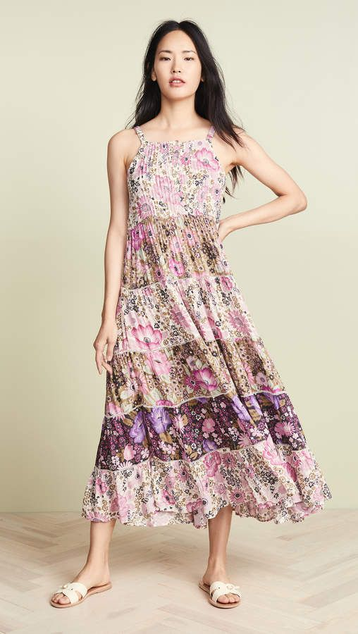 2e2883bd33d Spell and the Gypsy Collective Desert Daisy Maxi Dress