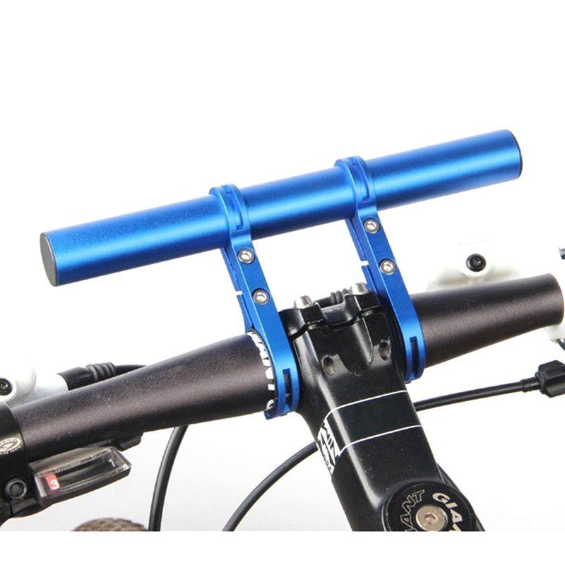 Mountain Bike Handlebar Extender Extension Expand Mount Cycling Holder Bracket