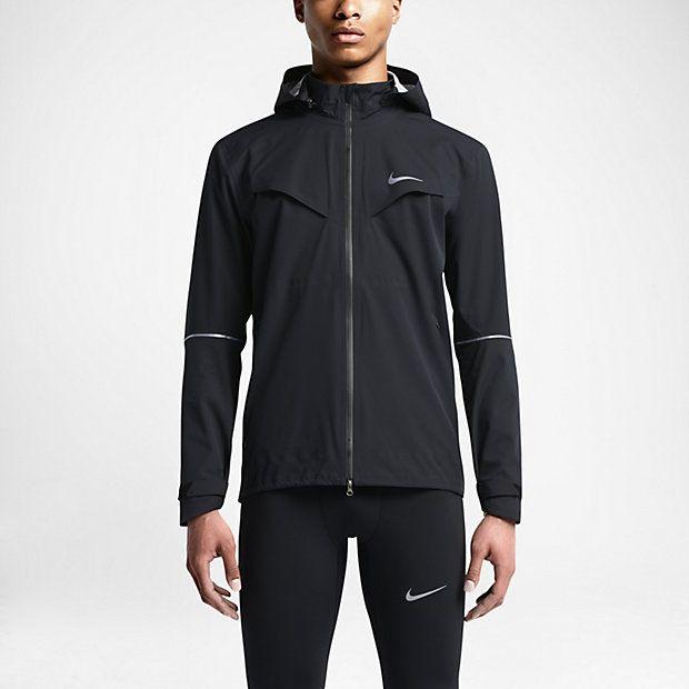 Running Rain Jacket Men
