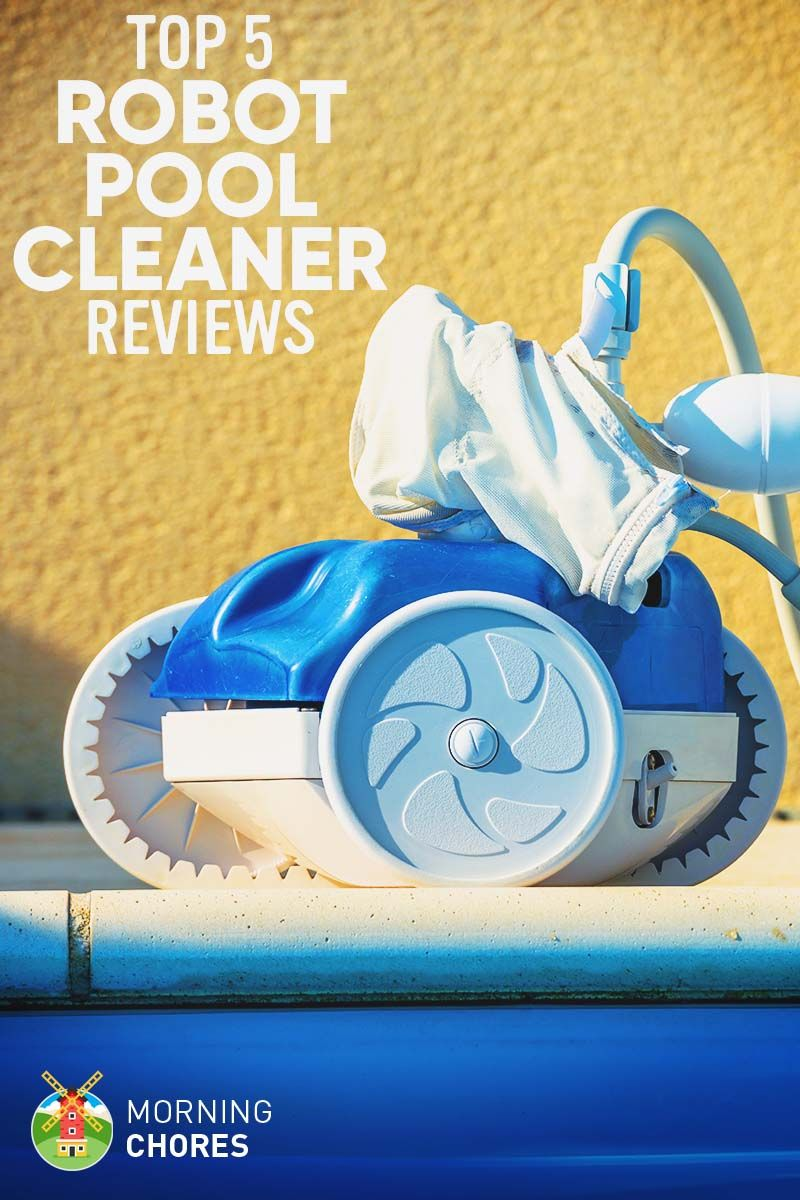 5 Best Robotic Pool Cleaner To Buy Reviews And Comparisons In