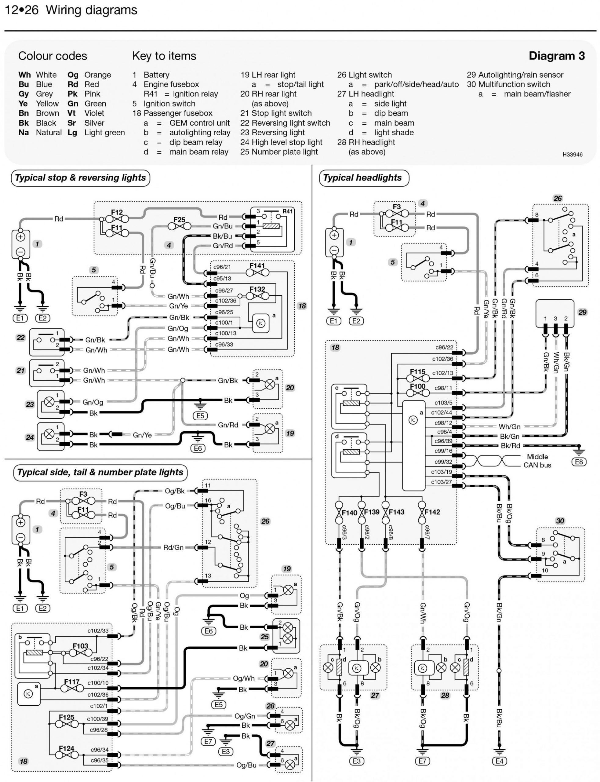 2000 Ford Focus Airbag Wiring Diagram Gota Wiring Diagram