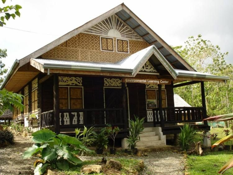 Bungalow House Design In The Philippines With Terrace Bungalow