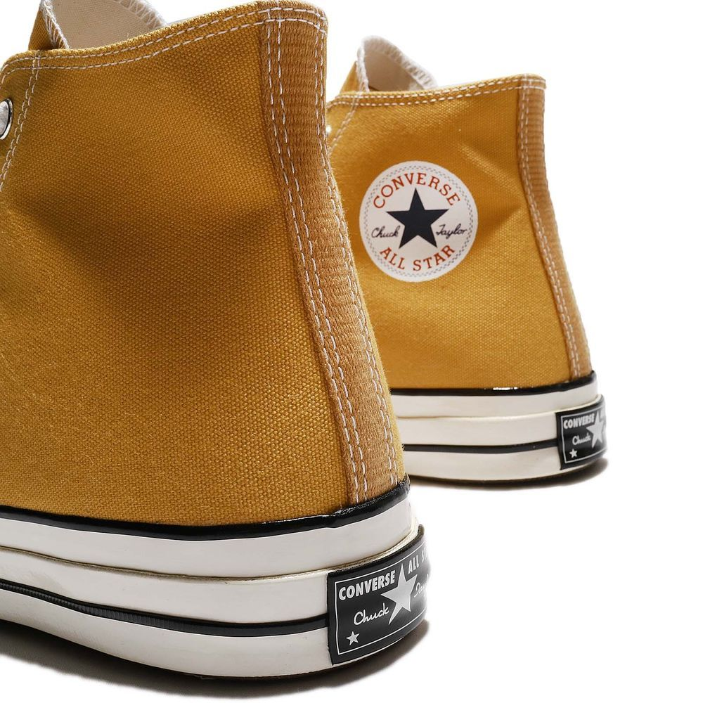 b5f8e290aca1 Converse FS Chuck Taylor All Star 1970s Hi Sunflower Yellow Men Women  159189C  Converse  AthleticSneakers
