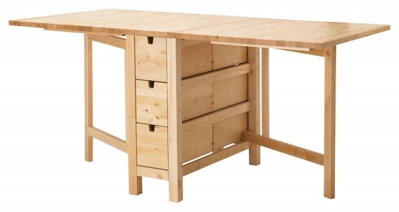Affordable Folding Wood Table Plans Label Wood Table Ikea Dining Table Ikea Home Apartment Dining
