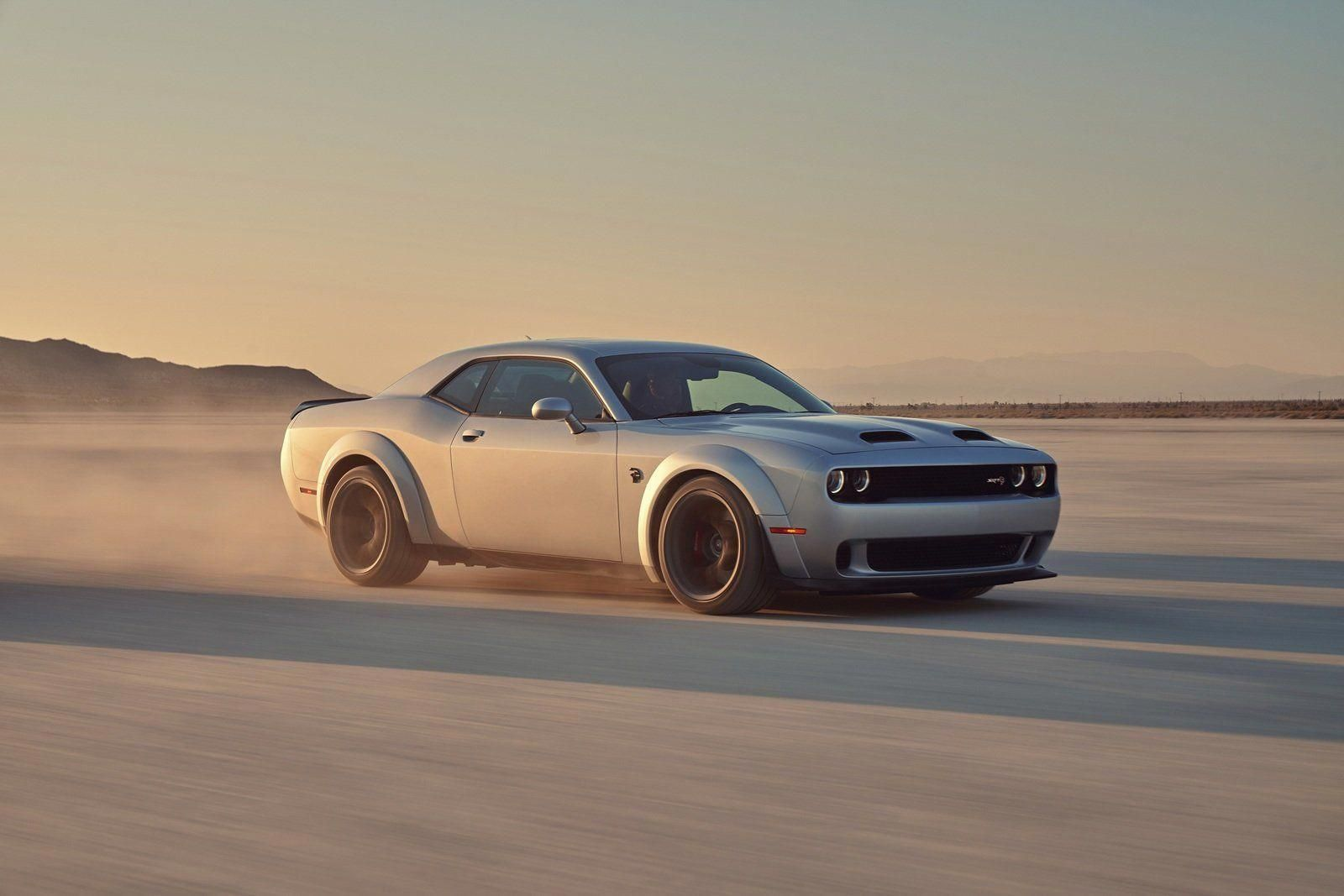 The 2019 Dodge Challenger Srt Hellcat Redeye Widebody Is Now The