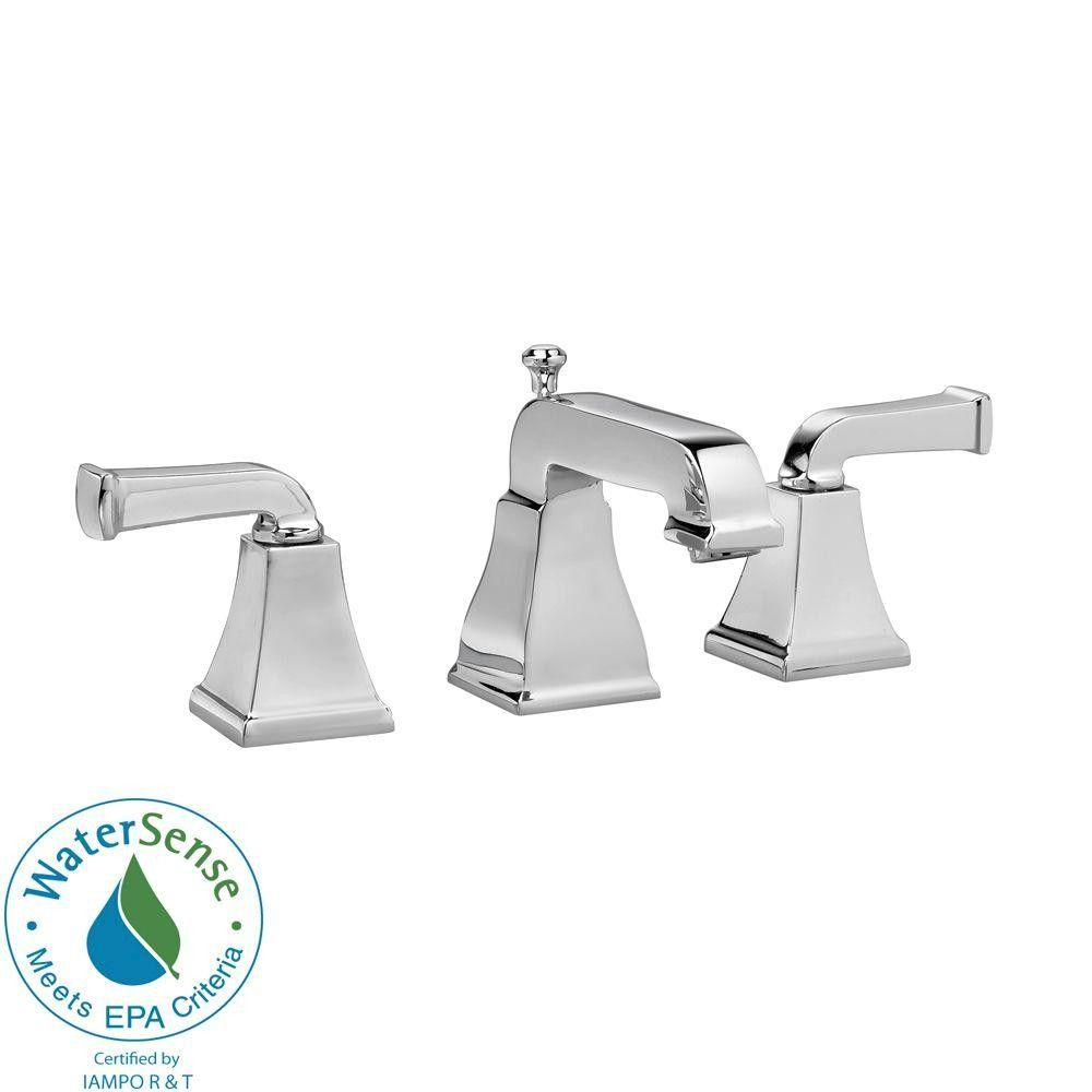American Standard 2555.821.002 Town Square Curved Lever Widespread 2 ...
