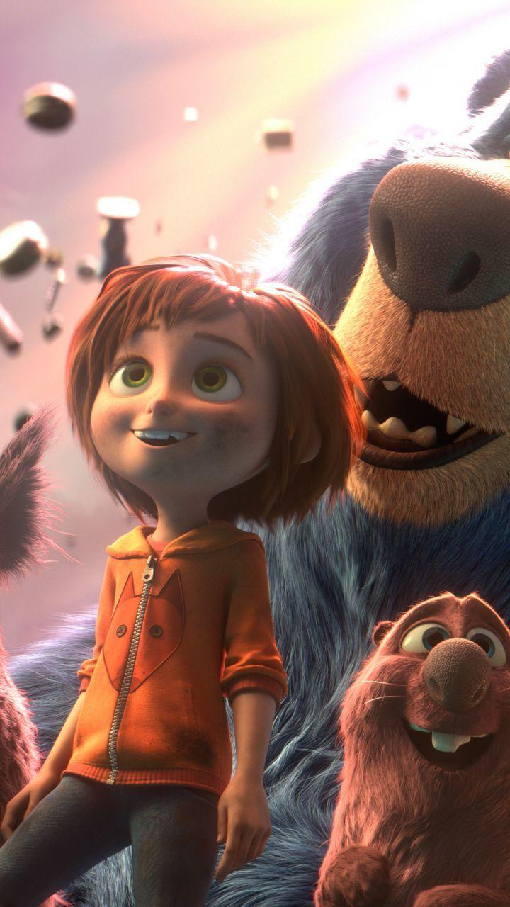 excellent wallpaper Wonder Park, animated movie, 2019, 720