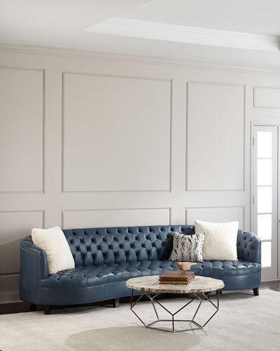 Hb8mn Haute House Magnolia Tufted Leather Sofa Yesim Ce
