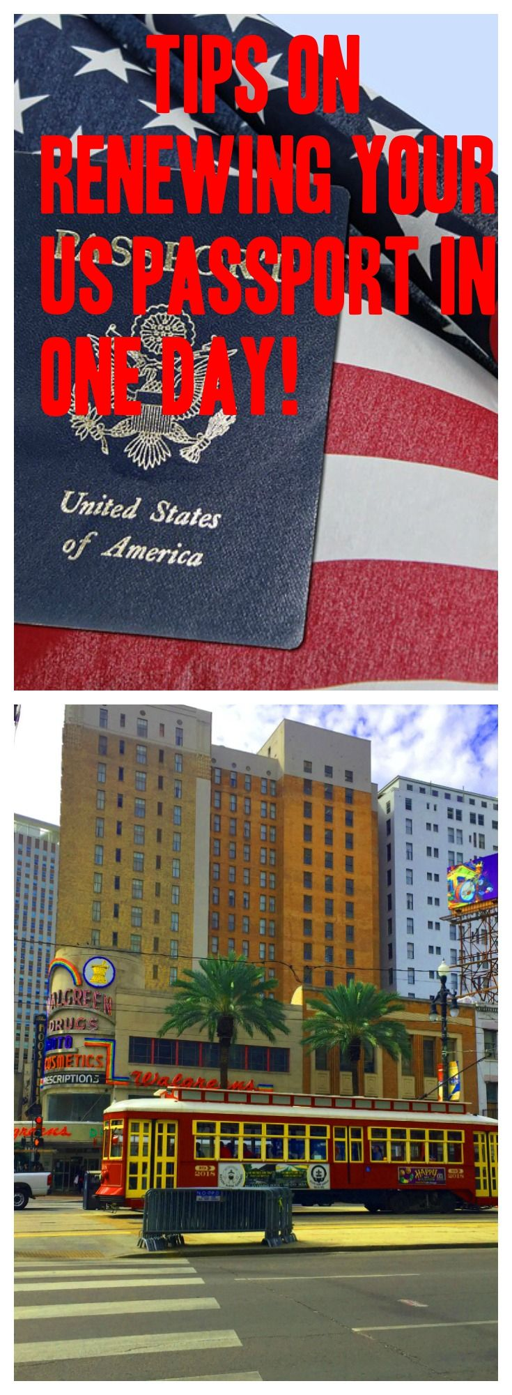 Passport New Orleans >> A Helpful Visit To The Us Passport Agency New Orleans