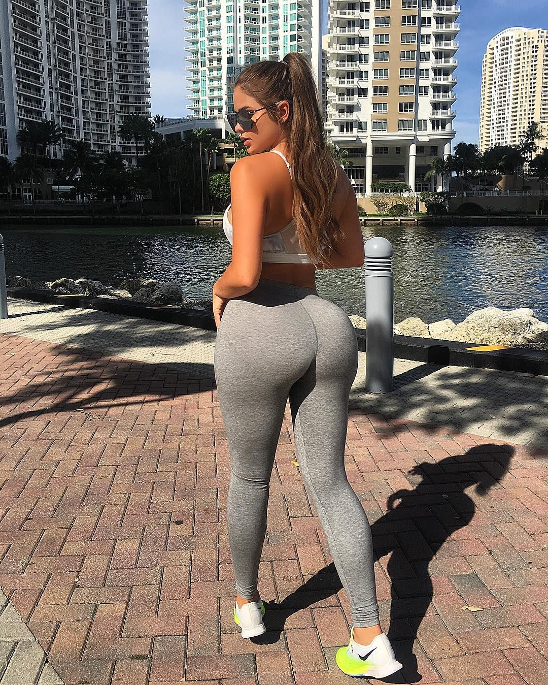 Anastasia Kvitko On Instagram Time To Run ♀️