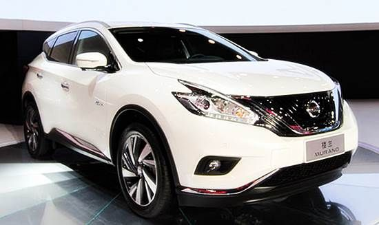 2016 Nissan Murano Release Date Australia Autopricecars Com
