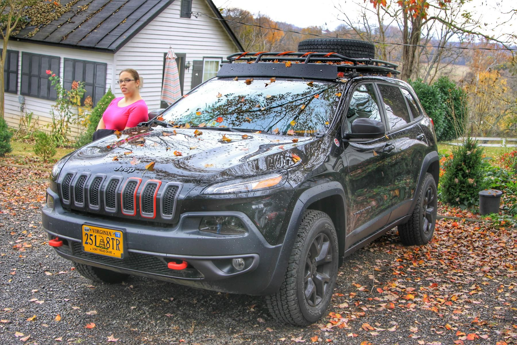 Image Result For Gobi Cherokee Kl Roof Rack Jeep Grand Jeep