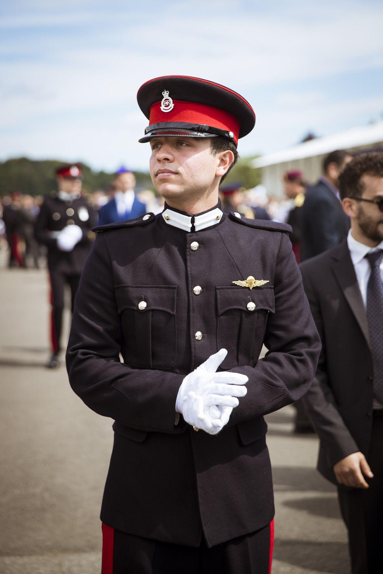 Hussein Bin Al Abdullah Ii Royal Military Academy Sandhurst