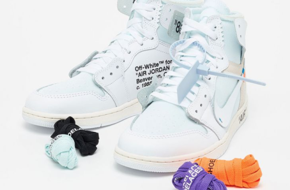 finest selection 1fda0 e9681 OFF-WHITE x Air Jordan 1 White Releasing In Europe This Weekend