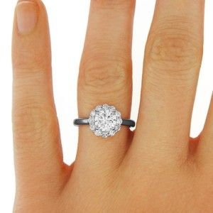 Platinum Lotus Flower Diamond Ring 1 4 Ct Tw Lotus Flower Diamond Ring Diamond Wedding Rings Buy Diamond Ring
