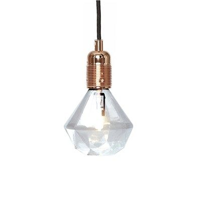 Frama CPH E27 Kobber fatning og ledning - Frama fatning. Frama lampe og pære. Dag til dag levering.