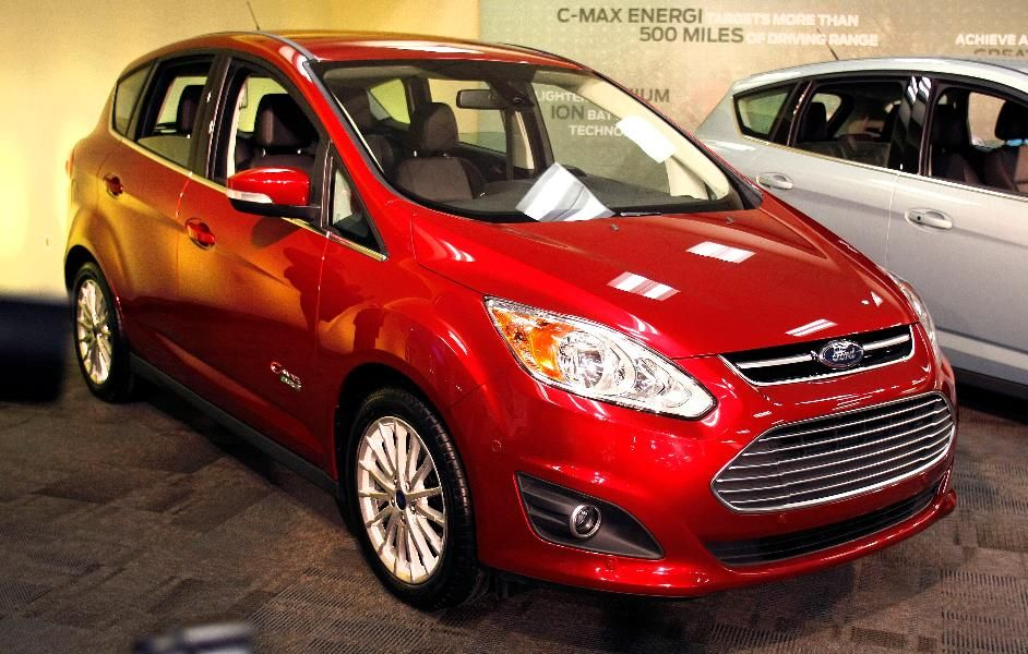 6 Ford C Max Hybrid Best New Cars Ford Focus