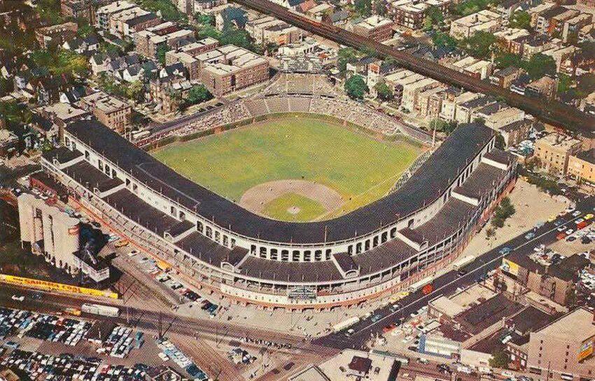 Mlbcathedrals Mlbcathedrals Wrigley Field Baseball Park Mlb Stadiums